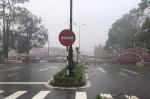 """Công trình chưa kiểm định """"lộ"""" chất lượng ngay trong mưa bão tại Quảng Bình"""