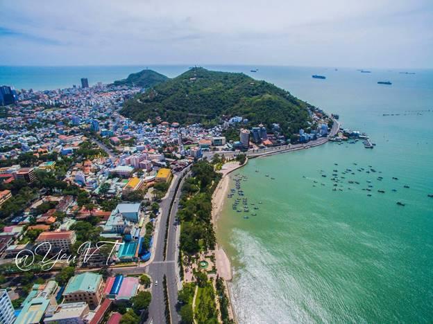 Dịch vụ Flycam - Quay phim, chụp ảnh bằng Flycam chuyên nghiệp tại Vũng Tàu