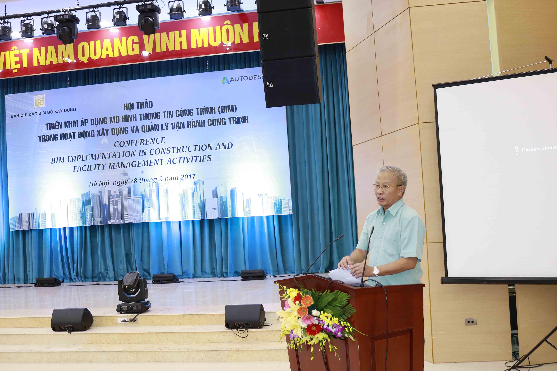 BIM: Giải pháp quan trọng để ngành Xây dựng tiếp cận cuộc cách mạng công nghiệp 4.0