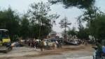 Thái Bình: Tiền Hải tổ chức cưỡng chế các cá nhân vi phạm xây dựng tại Cồn Vành