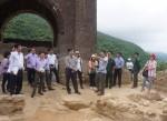 Huế - Đà Nẵng phối hợp bảo tồn, tu bổ di tích Hải Vân Quan