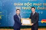 KingLand bổ nhiệm người Hàn Quốc giữ chức Giám đốc thị trường châu Á