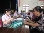 Vĩnh Phúc: Ngân hàng chính sách xã hội tăng cường giải ngân cho người thu nhập thấp vay vốn