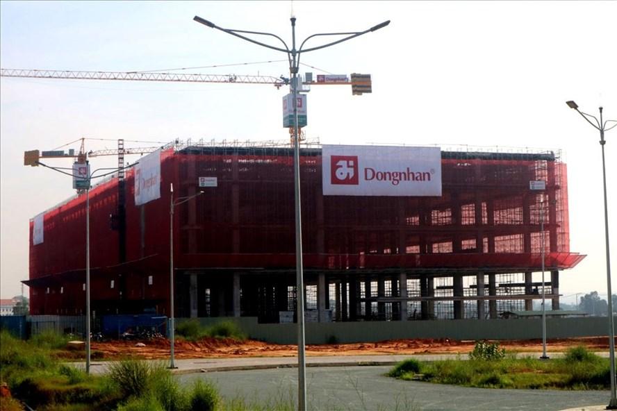 Hình ảnh mới nhất về công trình xây dựng bến xe lớn nhất nước