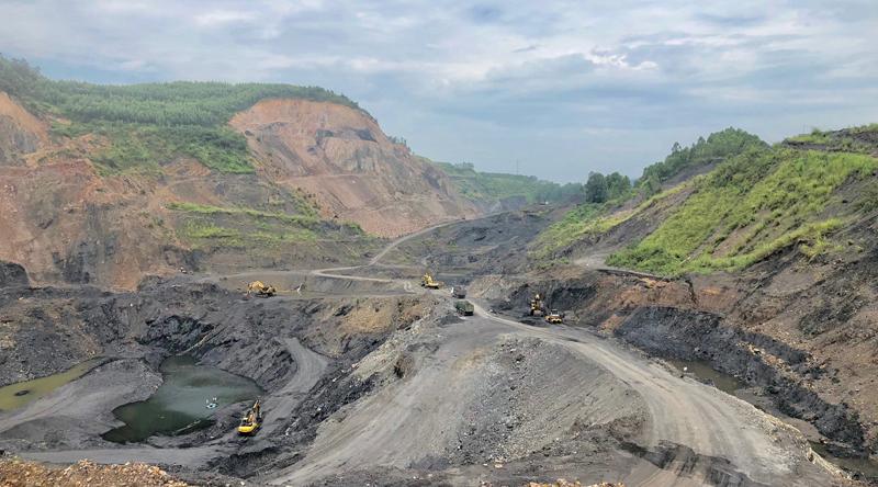 Bắc Giang: Thành lập đoàn kiểm tra việc khai thác, nổ mìn, đổ thải gây bức xúc tại khu vực mỏ than Bố Hạ