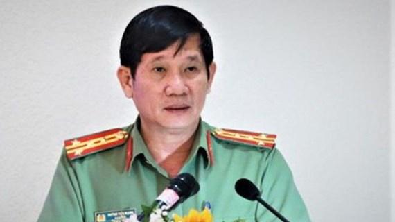 Ban Bí thư thi hành kỷ luật Giám đốc Công an tỉnh Đồng Nai