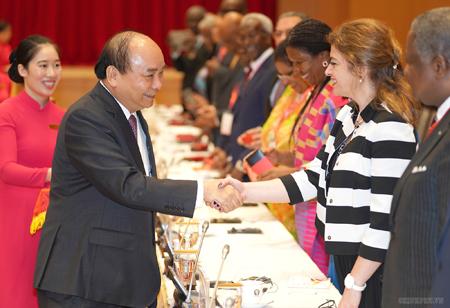Thêm đà thúc đẩy quan hệ hợp tác giữa Việt Nam và các nước Trung Đông-châu Phi