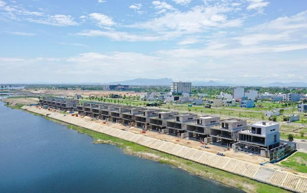 Điều chỉnh giấy phép xây dựng Khu biệt thự triệu đô One River