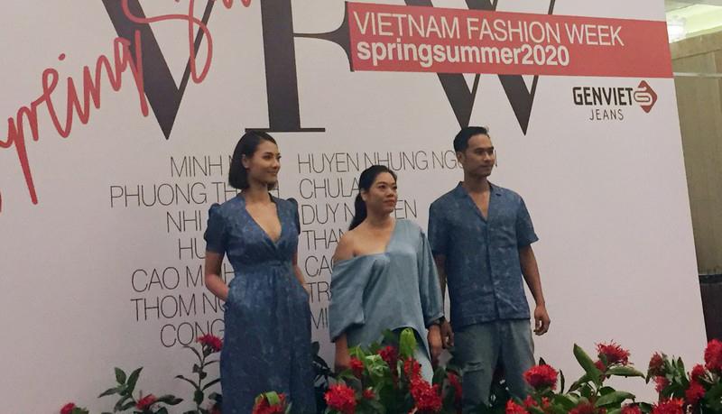 Tuần lễ thời trang Việt Nam chuẩn bị ra mắt bộ sưu tập Xuân Hè 2020