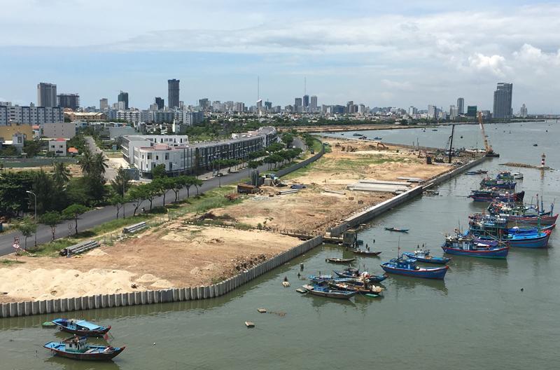 Đà Nẵng: Dự án bất động sản và bến du thuyền Đà Nẵng đủ điều kiện mở bán