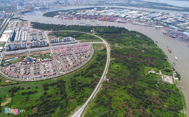 TP Hồ Chí Minh: Lập kế hoạch tuyển chọn thiết kế kiến trúc cầu Thủ Thiêm 4
