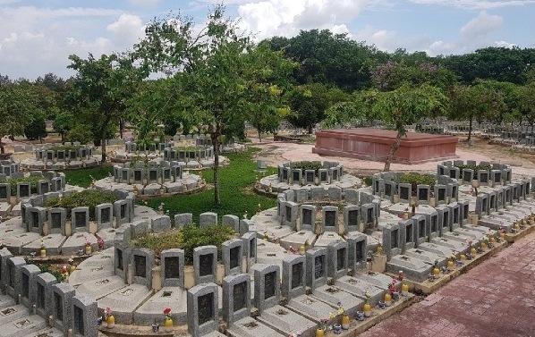 Hoàn thiện đề án nâng cấp Nghĩa trang liệt sĩ Đồi 82 Tây Ninh lên cấp quốc gia