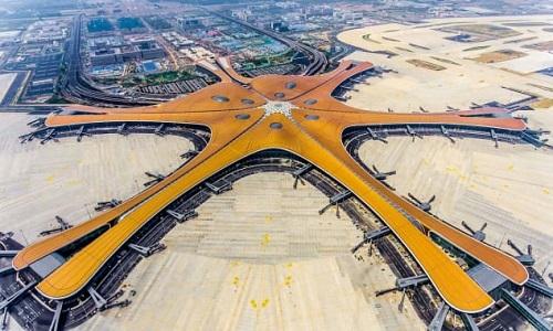 Trung Quốc sắp mở cửa sân bay lớn nhất thế giới