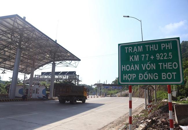 BOT Thái Nguyên sắp thu phí sau 2 năm đình hoãn