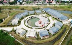 Hàng chục nhà ở trái phép của công nhân Trung Quốc