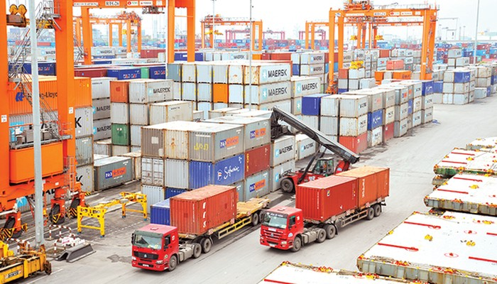 Xuất nhập khẩu hàng hoá của doanh nghiệp FDI giảm mạnh trong nửa đầu tháng 9