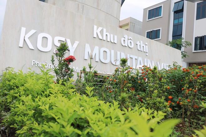 """Lào Cai: Kosy Mountain View """"nhập nhằng"""" quy hoạch?"""