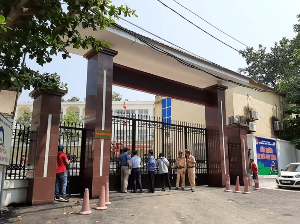 Sập công trình ở Phú Thọ khiến 4 công nhân tử vong