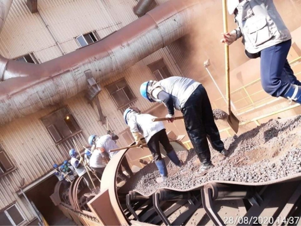 Hà Tĩnh: Tai nạn lao động tại nhà máy gang thép Formosa 6 người thương vong
