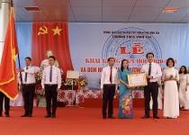 Vĩnh Phúc: Trường THCS Vĩnh Yên khai giảng năm học mới và đón nhận Huân chương Lao động hạng Ba