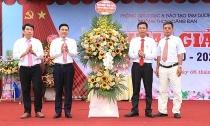 """Tam Dương (Vĩnh Phúc): Khai giảng """"mùa Covid-19"""""""