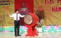 Quảng Ninh: Gióng trống đón trên 330.000 học sinh vào năm học mới