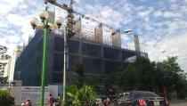 Vi phạm trật tự xây dựng tại Hà Nội vẫn diễn biến phức tạp