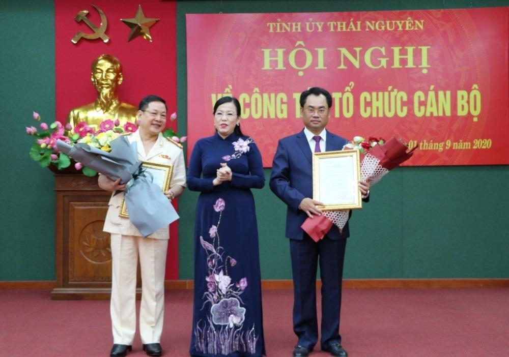 thai nguyen thong qua ke hoach to chuc dai hoi dai bieu dang bo tinh lan thu xx
