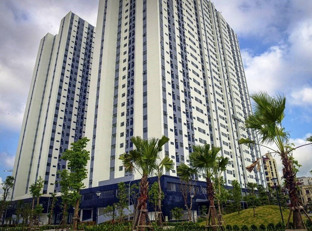 Hải Phòng: Thực hiện việc bố trí, sắp xếp các hộ dân về chung cư HH3-HH4
