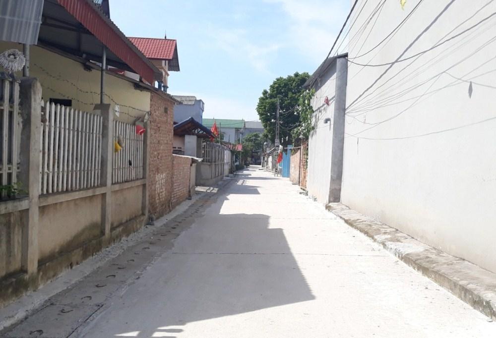 Tam Dương (Vĩnh Phúc): Nâng cao tiêu chí môi trường trong xây dựng Nông thôn mới