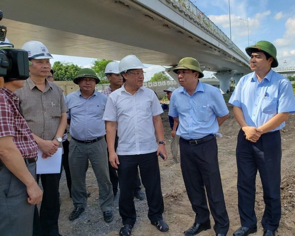 Hải Phòng: Chậm giải phóng mặt bằng các dự án giao thông kết nối trọng điểm