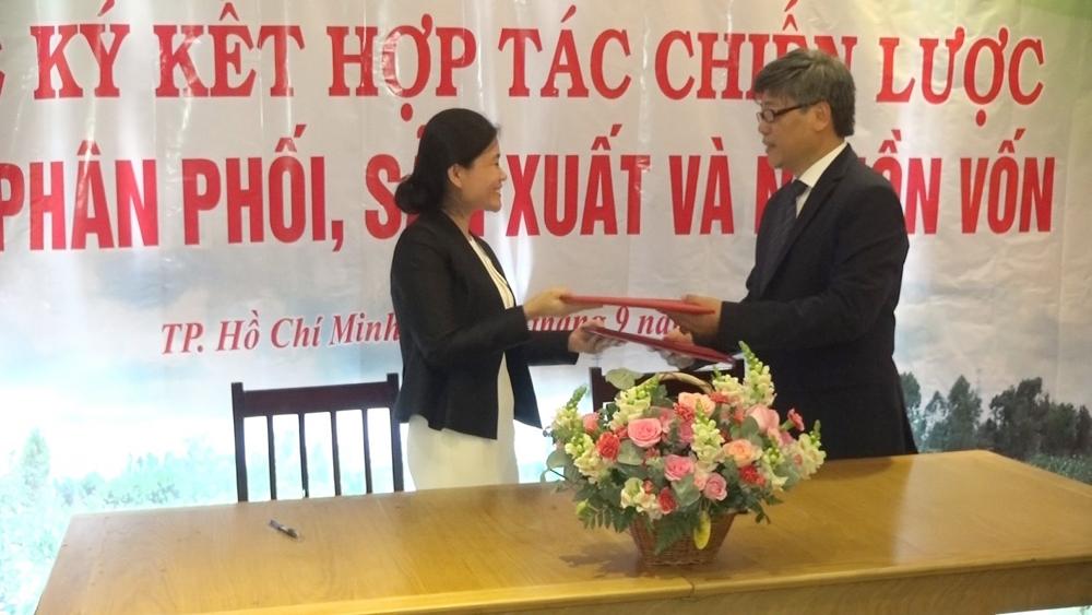 Doanh nghiệp Việt thúc đẩy sản xuất nông nghiệp, thực phẩm bằng công nghệ cao