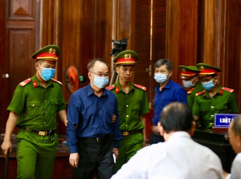 Viện kiểm sát đề nghị mức án 8 - 9 năm tù cho ông Nguyễn Thành Tài