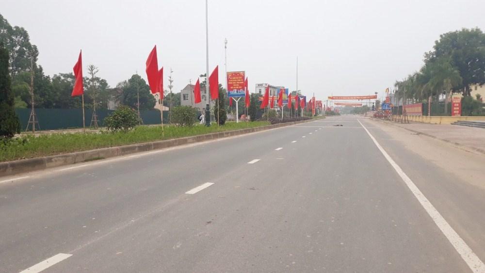 Sông Lô (Vĩnh Phúc): Từng bước hoàn thiện kết cấu hạ tầng giao thông