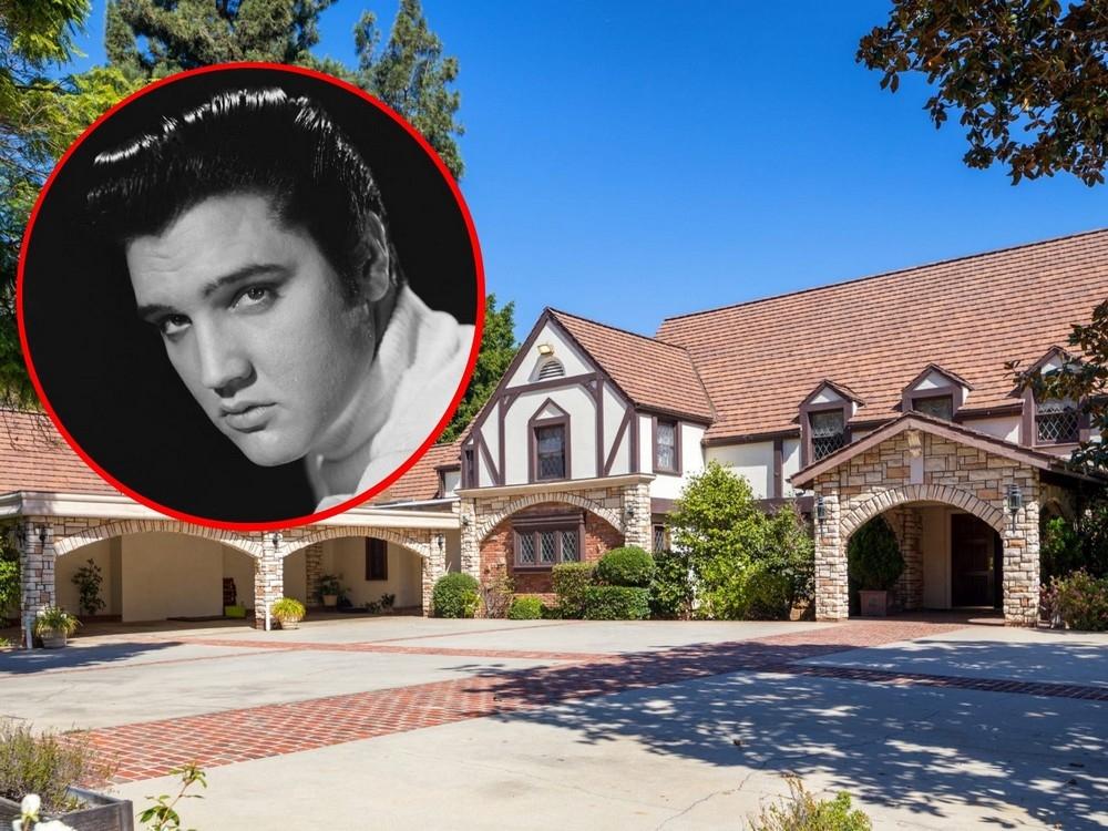 Dinh thự gần 30 triệu USD của huyền thoại Elvis Presley