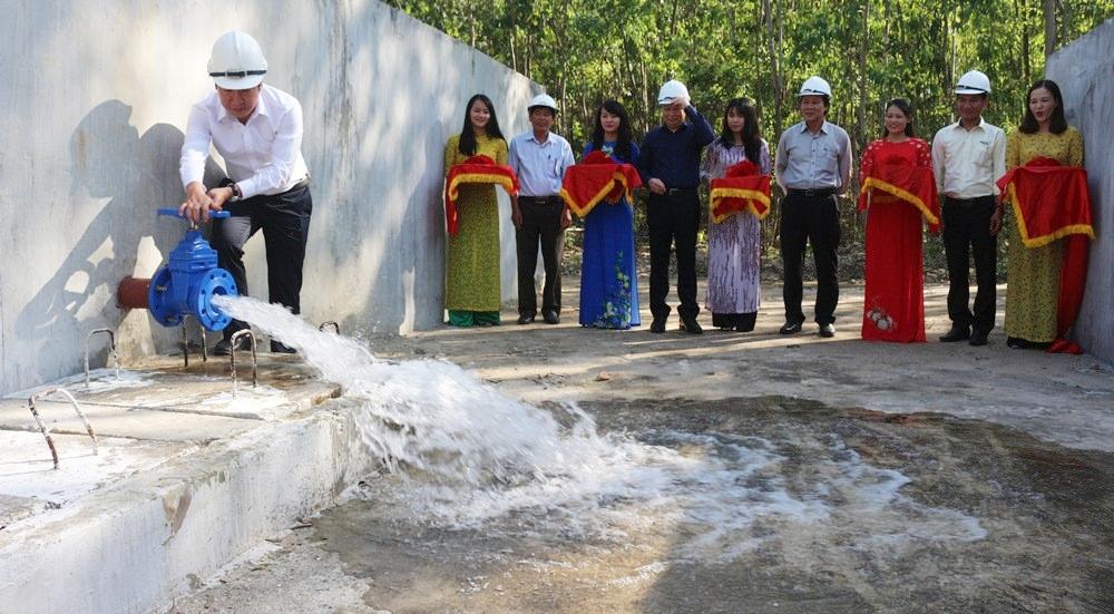 Quảng Bình: Đầu tư hơn 700 tỷ đồng cho các công trình nước sạch nông thôn