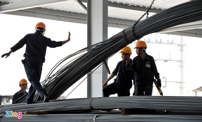 Trung Quốc mua sắt thép Việt Nam gấp 19 lần