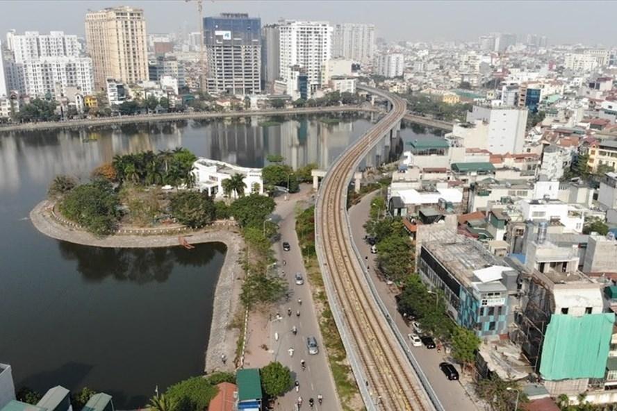 Hà Nội sẽ có bao nhiêu tuyến đường sắt đô thị đến năm 2030?