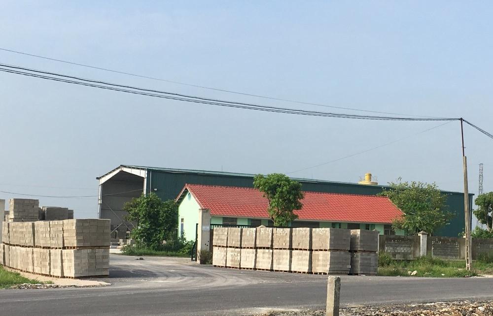 Thanh Hóa: Tăng cường công tác quản lý Nhà nước về vật liệu xây dựng