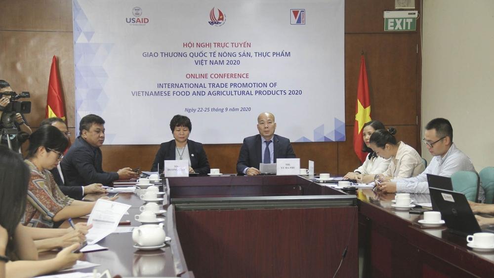 Quảng bá nông sản, thực phẩm Việt với thế giới
