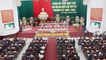 Đại hội đại biểu Đảng bộ tỉnh Kon Tum lần thứ XVI