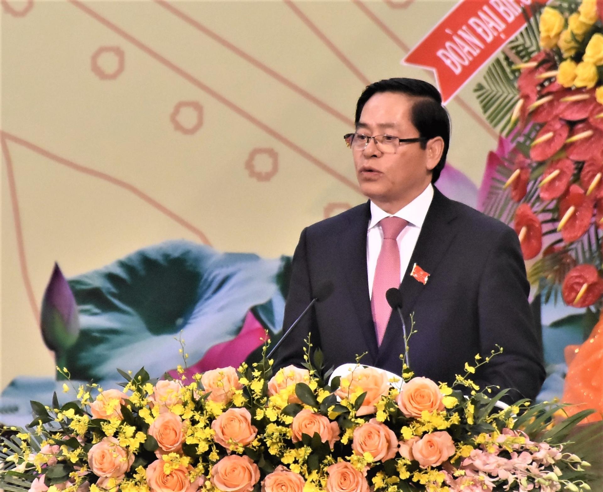 Đồng chí Phạm Viết Thanh tái đắc cử Bí thư Tỉnh ủy Bà Rịa – Vũng Tàu nhiệm kỳ 2020 – 2025