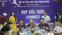giai bong da bao chi dong hanh cung doanh nghiep lan thu iii nam 2020