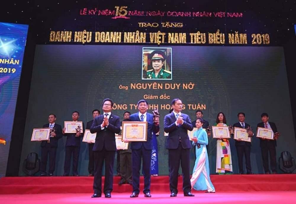 Doanh nhân Nguyễn Duy Nở: Sáng mãi phẩm chất bộ đội Cụ Hồ