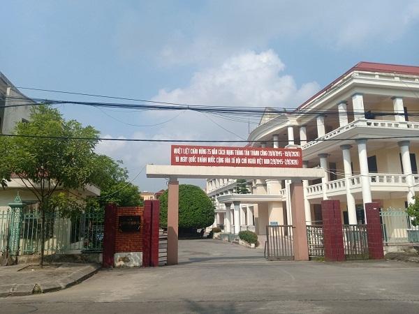 """Có hay không việc Sở Nông nghiệp và phát triển nông thôn tỉnh Nam Định """"cài cắm"""" tiêu chí để hạn chế nhà thầu?"""