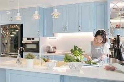 Kiến trúc sư mách nước làm nội thất bếp tiết kiệm mà vẫn sang chảnh