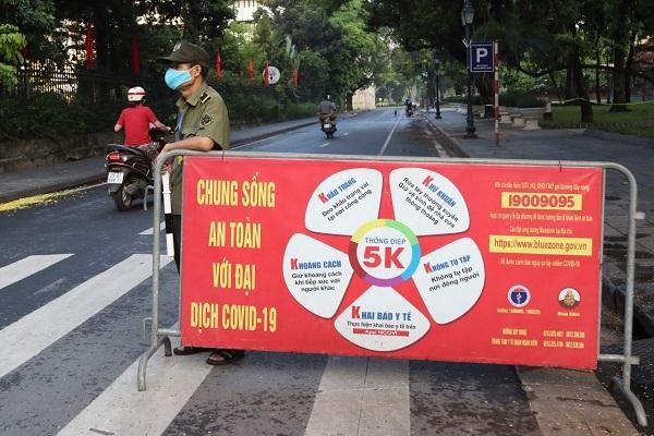 Thành ủy Hà Nội chỉ đạo 6 nội dung đặc biệt nhằm nâng cao hiệu quả công tác phòng, chống Covid-19
