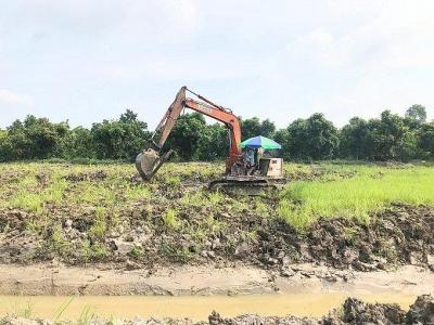 Chuyển mục đích sử dụng đất lúa, đất rừng làm dự án có nhiều điểm mới