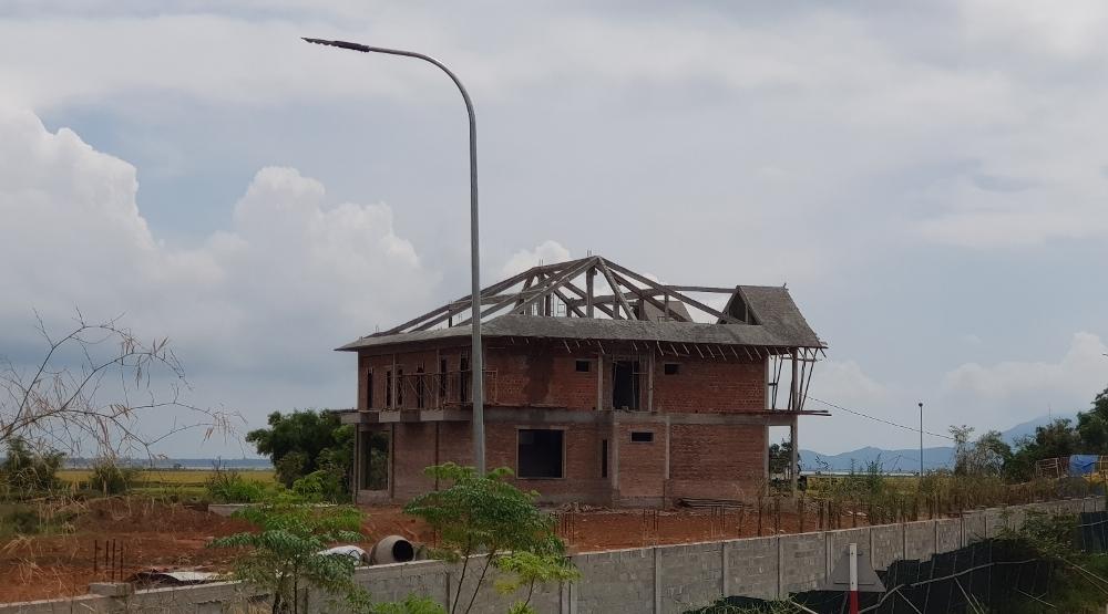 Thừa Thiên – Huế: Thu hồi dự án xây dựng trái phép trên đất nông nghiệp