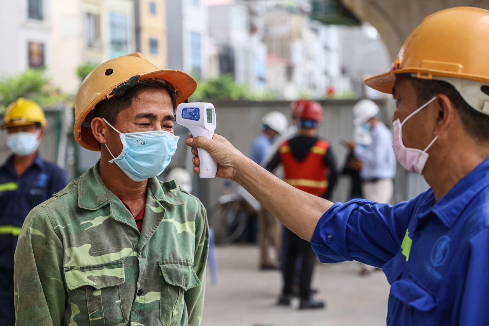 Sở Xây dựng Hà Nội thông báo về cấp giấy đi đường cho đối tượng thi công xây dựng